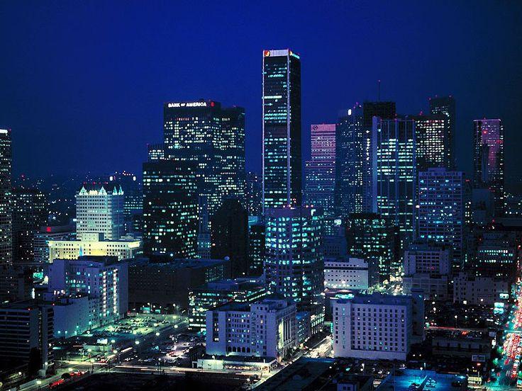 HACHIROKU·NEKKEN - coloursteelsexappeal: Los Angeles. California;...