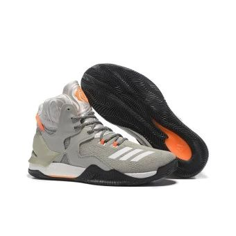 ลดราคา  D Rose 7 Boost Basketball Shoes Men's High Help Comfortable HotSale Professional Good Price Fashion Sport shoes Grey - intl  ราคาเพียง  2,390 บาท  เท่านั้น คุณสมบัติ มีดังนี้ Damping Soft Comfortable Best Quality Anti-skid and Soft Skid