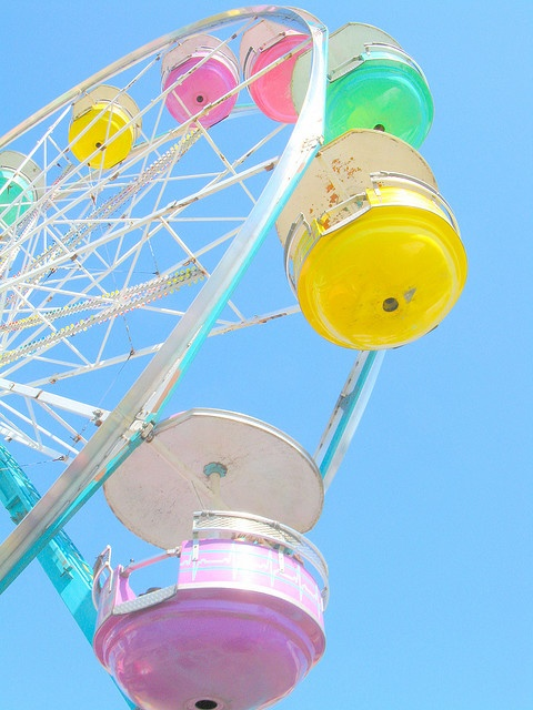 Ferris wheel by ScribeGirl on Flickr