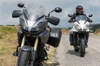 As duas rodas em Viagem: Andar de Moto convidou e lá fui eu de novo!