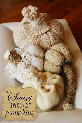 HOMEWARDfound Decor: bountiful pumpkin harvest!