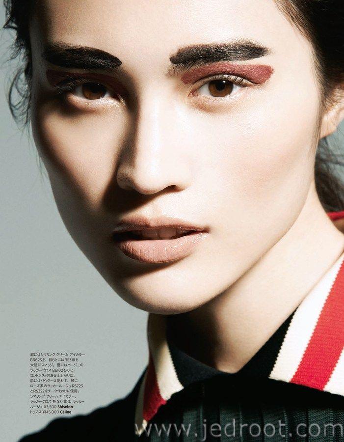 makeup artist resume%0A Jed Root  Makeup Artists  Dick Page  Editorial  Harper u    s Bazaar Japan   Yoshiaki