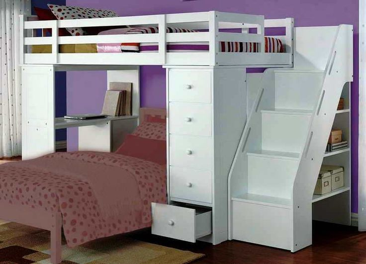 1000 Ideas About King Size Bunk Bed On Pinterest Build