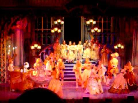 Cinderella at the cliffs pavilion with Brian Conley - YouTube