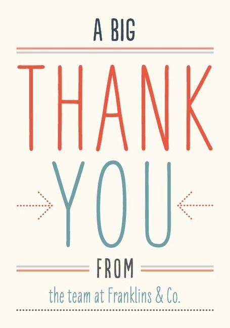 Best Thank You Cards Images On   Thank You Greeting