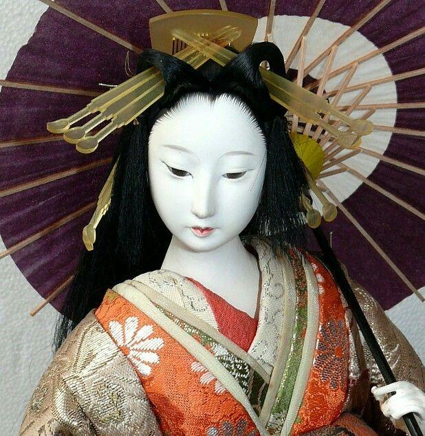 17 best Japanese dolls images on Pinterest   Geishas, Japanese ...