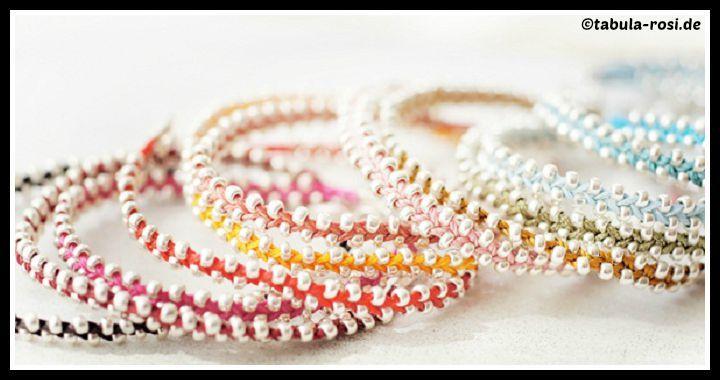 DIY Bling Bling Bracelet Tutorial