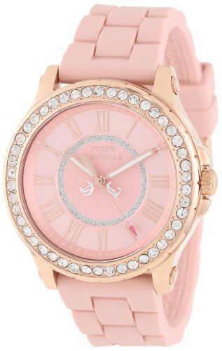 Juicy Couture Women's 1901054 Pedigree Dusty Rose Silicone Strap Watch Juicy Couture,http://www.amazon.com/dp/B00BSE1GC8/ref=cm_sw_r_pi_dp_aGU3sb1QAG1S1Y04