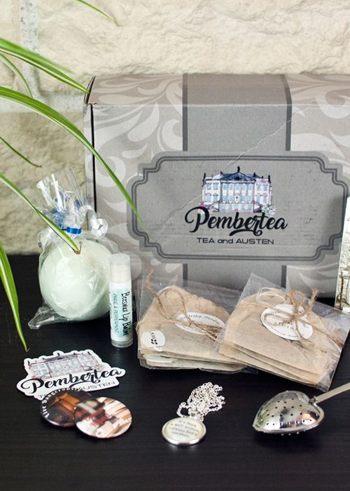 Let's talk about the Pembertea Subscription Box !  #Pembertea #JanAusten #Tea