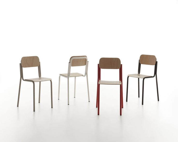 Easy smart chairs by Manerba