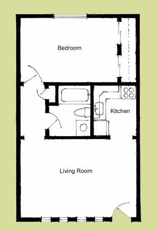 Best 25 bedroom floor plans ideas on pinterest master for Single room cabin plans