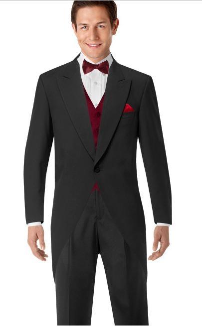 Best 20 Tuxedo With Tails Ideas On Pinterest Groomsmen