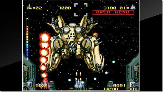 Alpha Mission II And More TurboGrafx-16 Games Join The Virtual Console