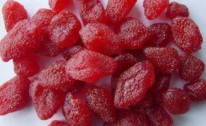 Keď som si kandizované jahody pripravila podľa tohto receptu, boli zo stola hneď preč - Báječná vareška