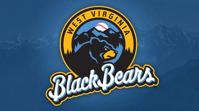 West Virginia Black Bears unveil primary logo in Morgantown | New York-Penn League News