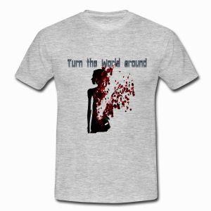 Dance Music T-Shirt - Men's T-Shirt
