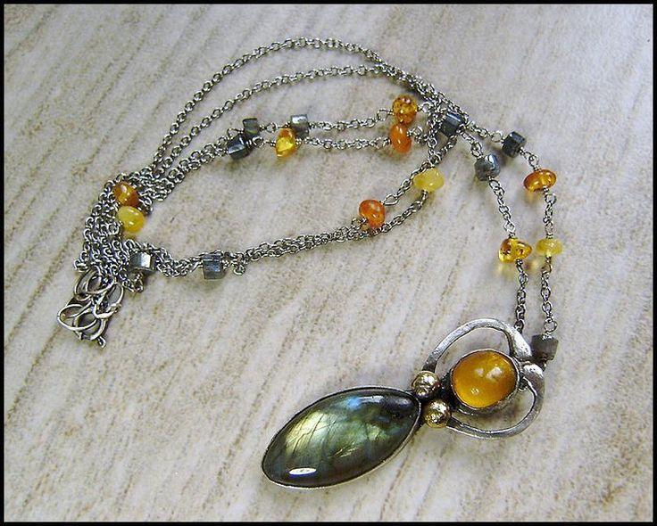 Selene w artkatalina -  biżuteria artystyczna na DaWanda.com