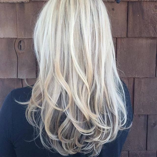 If you are looking for a Nashville stylist we would Love to see you at Euphoria Salon Nashville. Done by Allison.
