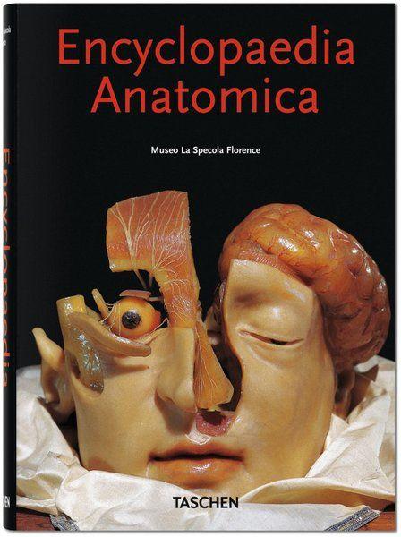 Encyclopaedia Anatomica 人體器官解剖大百科 藝術圖例 TASCHEN