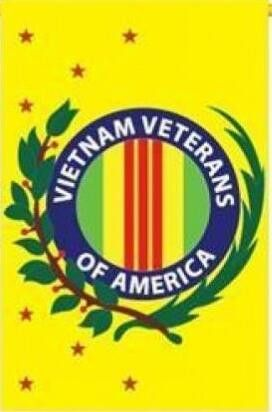 Vietnam Veterans Of America Vertical Flag 3ft x 5ft Polyester Banner Flying 150* 90cm Custom flag outdoor