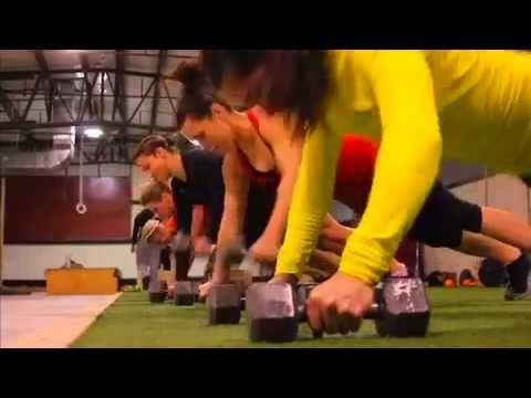The ULTIMATE Tough Mudder Workout I Trish Blackwell Confidence Coaching - YouTube