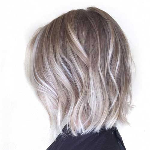 Short Colored Hair Ideas You Should Try   The Best Short Hairstyles for Women 2016