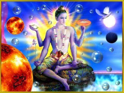 श्रीमद भगवद गीता: आप जानते है भगवान् विष्णु का महाशक्ति (६४ कला संपन...