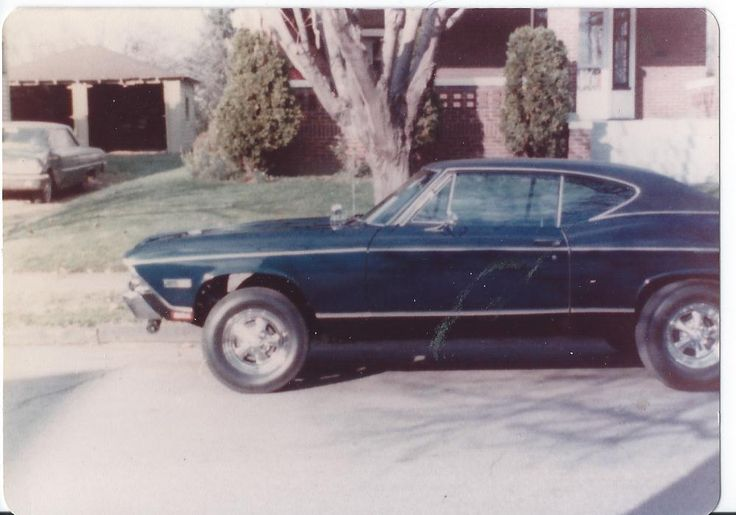 OUT LAW DRAG RACING............ POLICE CHASE....    OUT RAN A LOT OF POLICE CAR'S BUT THIS TIME I LOST...TOWING COMPANY    DESTROY IT FOR ME My 68 Chevelle 375 hp car, Sold it that Day No Motor Blowen (Nick Chicone ) Located  car Still in Town ToDay ( NOT FOR SALE )