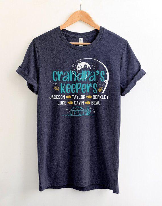 bc6c3702 Personalized Gift For Grandpa Shirt Fathers Day Shirt Grandfather Shirt New  Grandpa Gift Grandpa Bir