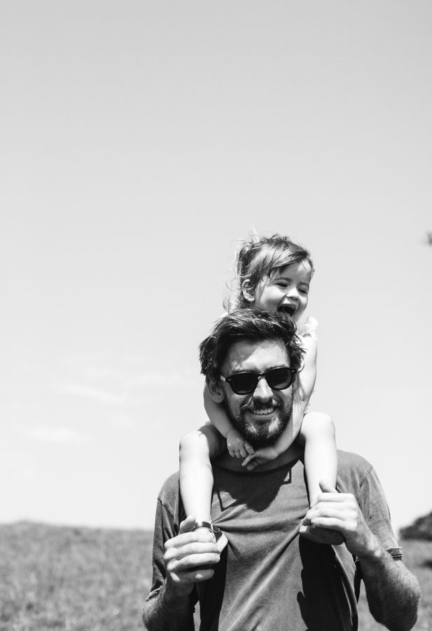 adventure with daddy (& mommy.)