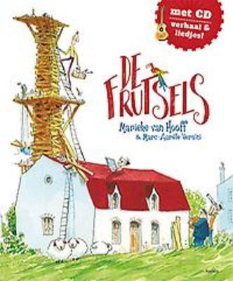 De frutsels - Marieke Van Hooff Meneer en mevrouw Frutsel wonen in een gek huis, met een tropische binnentuin en een moeras. Meneer Frutsel is uitvinder. Maar mevrouw Frutsel is niet altijd blij met zijn uitvindingen... Met mp3-cd. Voorlezen vanaf ca. 6 jaar, zelf lezen vanaf ca. 8 jaar.