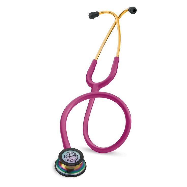 Buy a Littmann Stethoscope Classic III 5806 Raspberry Rainbow Edition at Medshop.com.au Today!