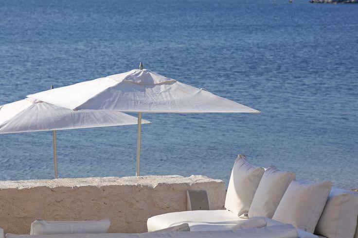 On Grikos bay #Patmos #Aktis http://blog.patmosaktis.gr/2013/05/luxury-must-be-comfortable.html