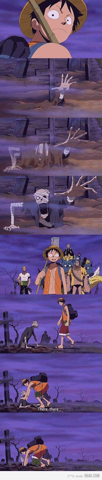 Oh Luffy