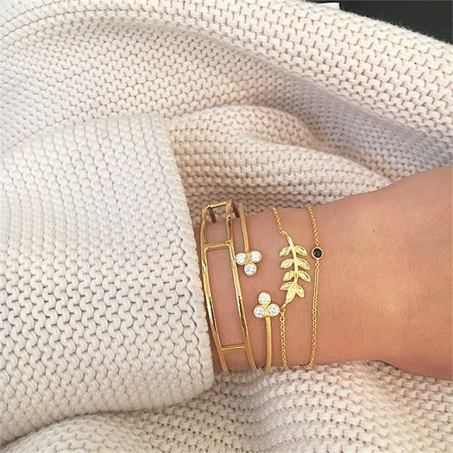 Up your wrist game with these beautiful bangles and bracelets ⭐️⭐️⭐️ www.luilu.com