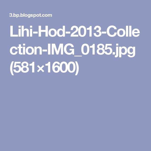 Lihi-Hod-2013-Collection-IMG_0185.jpg (581×1600)