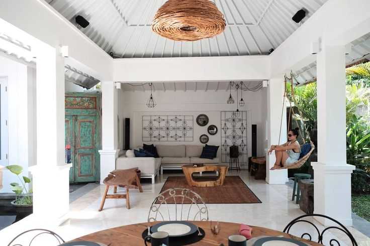 Check out this awesome listing on Airbnb: The Fox Hoopla Villa!190$ June29-4 - Villas for Rent in Seminyak