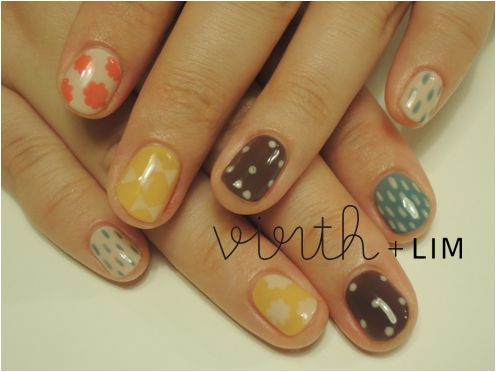 ZOZOPEOPLE | virth + LIM - things #ネイル #nails