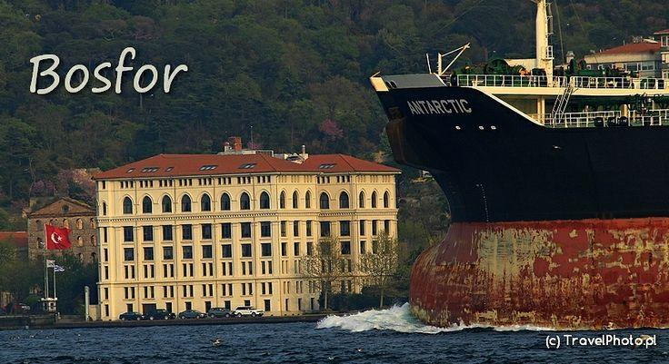 Turkey - Istanbul (Turcja, Stanbuł) #Istanbul Bosphorus (Bosfor) - blog  http://malypodroznik.pl/swiat/turcja2014/tur14_blog00.htm