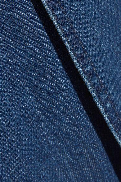 Michael Kors Collection - Denim Skirt - Mid denim - US0