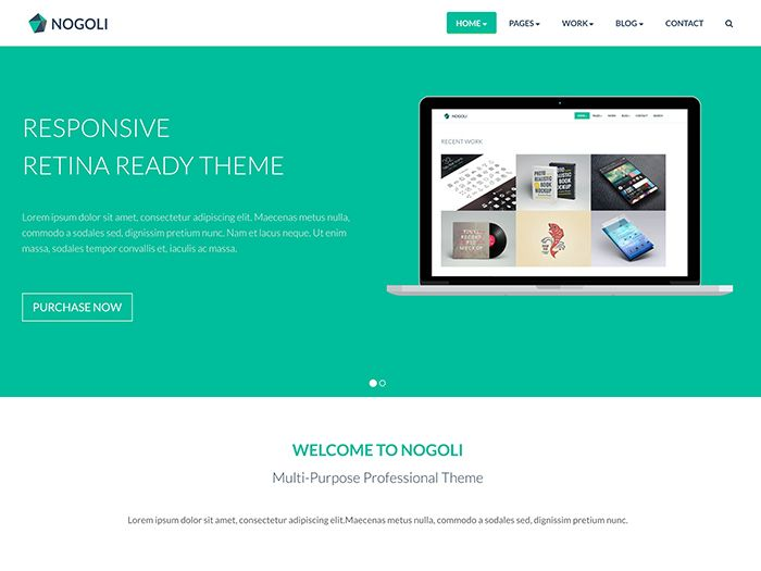 Nogoli is a responsive and multipurpose frontend theme powered with Twitter Bootstrap 3. Nogoli can…