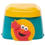 Elmo Potty Chair - 3 in 1 Chair, Seat and Stool | Potty Training Concepts
