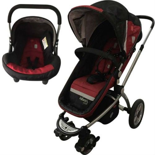 Coche Travel System Infanti Epic