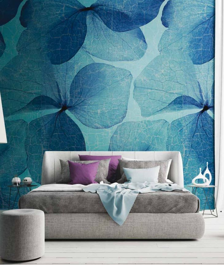 Love This As Much As We Do Did You Know Its Not Wallpaper But Porcelain Panels Fuoriformato Hand Outdoor Tiles Floor Living Room Tiles Tile Floor Living Room