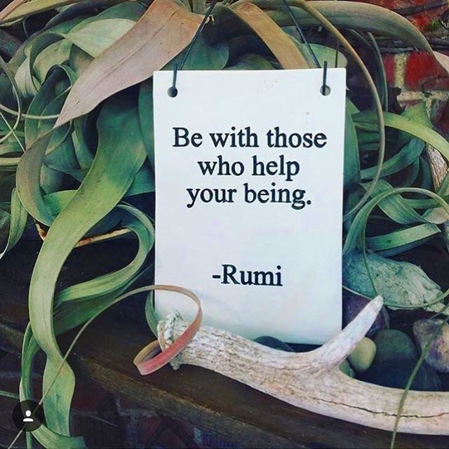 Find your tribe, love them hard. (via @mindbodygreen)