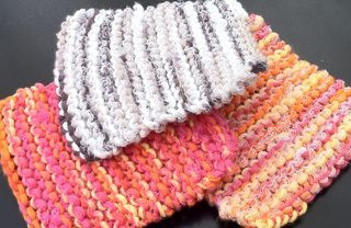 Dish Scrubbie Knitting Pattern