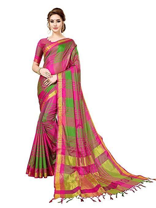 14d60f7e07 350 rs | saree | Silk cotton sarees, Silk sarees, Saree
