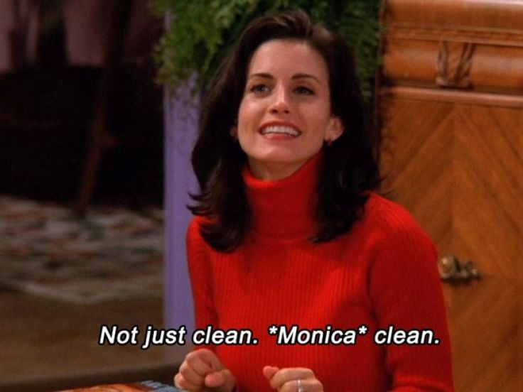 Monica Geller, de Friends