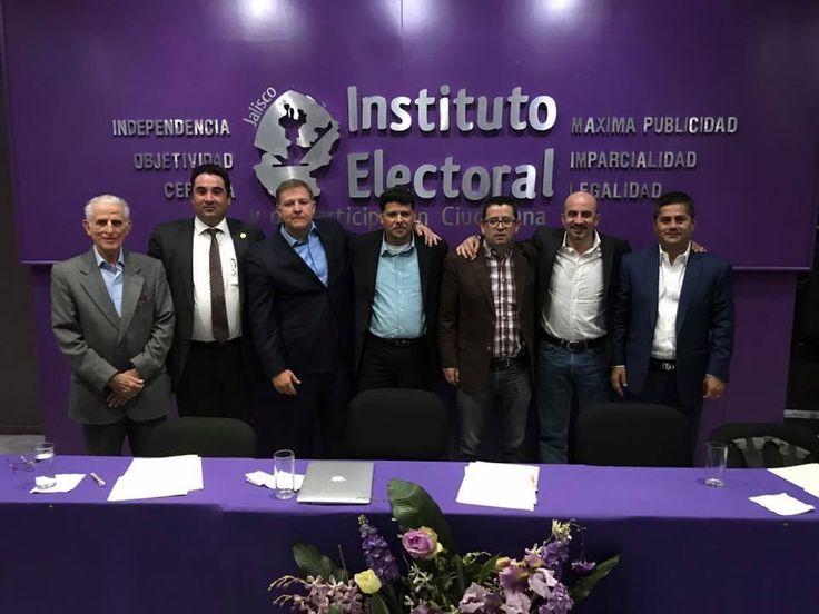 #DESTACADAS:  IEPC y el Congreso de Jalisco organizan el seminario ¿Puede ser la política una buena noticia? - UDG TV (Comunicado de prensa)