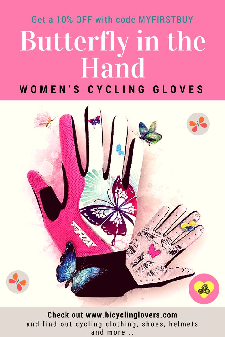 A suitable option for long performances in mountains, roads and even night performances. A design Red Rose color are a full-finger gloves for girls cycling enthusiasts.  In the manufacturing of these cycling gloves were added polymer foam palm pad...  Learn more visiting us in our store... #bicyclinglovers #cycling #gloves #womens #style #fashion